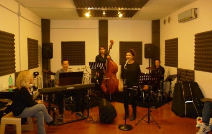 Seminario Vocal Jazz con Cinzia Spata Marzo 2013