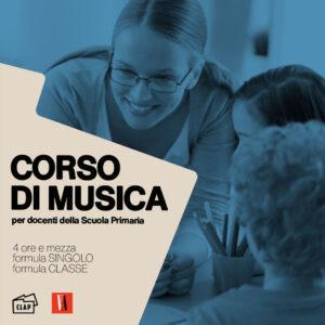 Corso di musica
